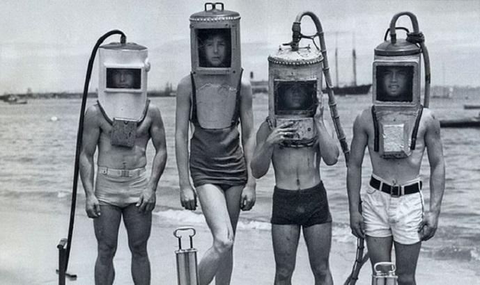 50 фото из прошлого, которых вы не встретите в учебниках по истории