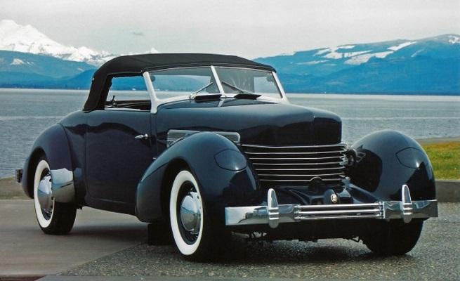 Самые стильные автомобили в истории, 20 фото
