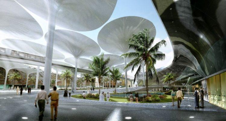 Масдар-сити - настоящий город будущего в Эмиратах, 20 фото
