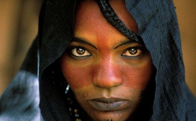 Жизнь женщин в пустыне Сахара