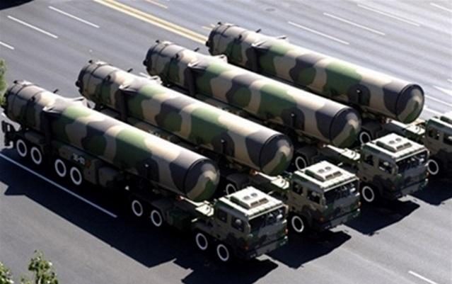 Ядерное оружие России и США в сравнении