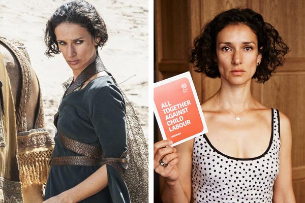Красивые и не очень: 15 звезд канала HBO без косметики, 25 фото
