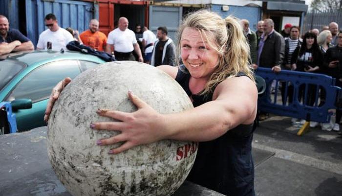 10 самых сильных женщин в мире, 20 фото