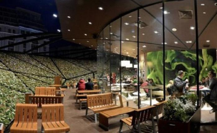 Самый необычный McDonald's в мире