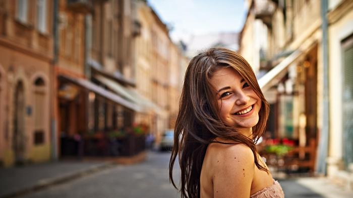 Фото выходного дня: 40 очень красивых фото обычных девушек