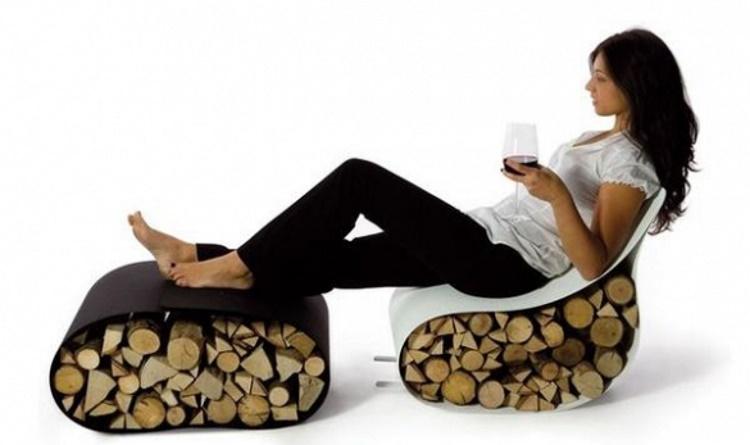 Интересная мебель для обустройства вашего дома, 40 фото