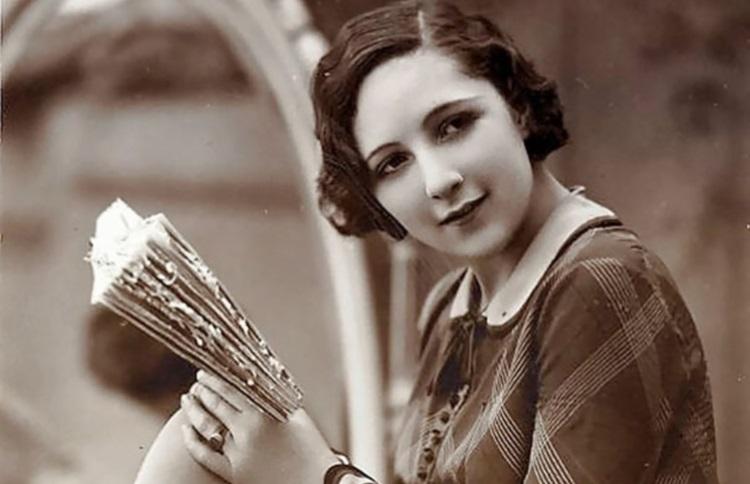 Как выглядели красивые женщины мира 100 лет назад