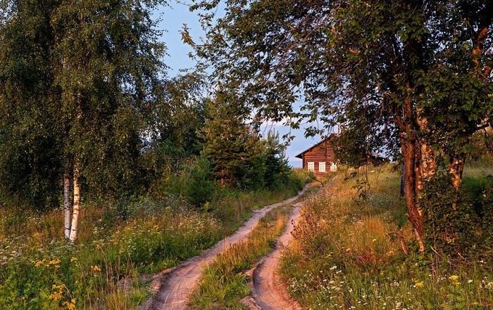 Каникулы в деревне у бабушки: 40 душевных фотографий