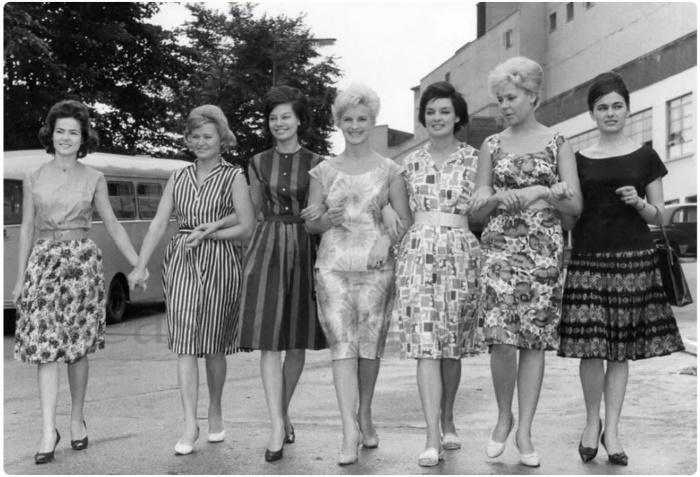 Как менялся внешний вид русских женщин в 20 веке: 30 фото
