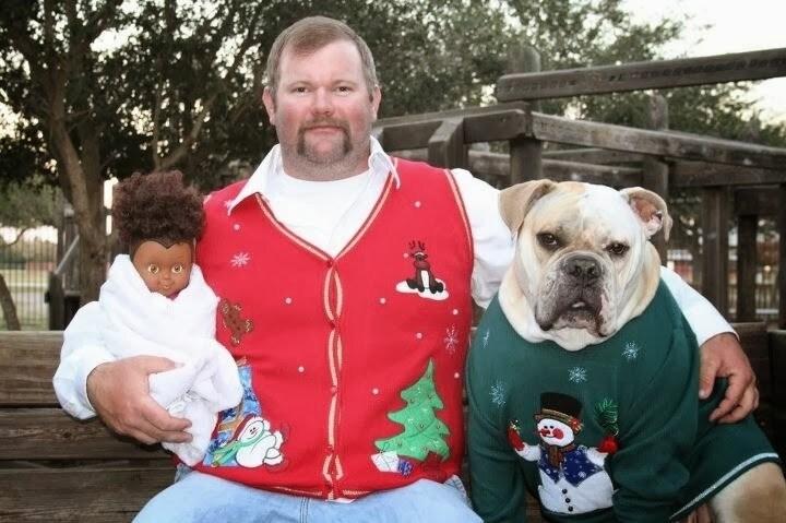 Неловкие семейные фотографии, которые так и хочется забыть