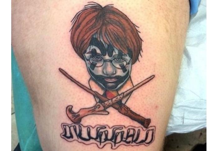 Самые странные и идиотские татуировки