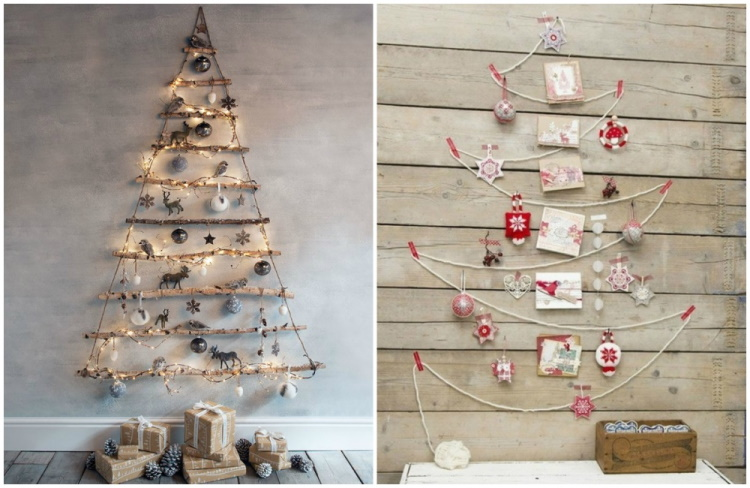 Самые нестандартные идеи оформления новогодних елок