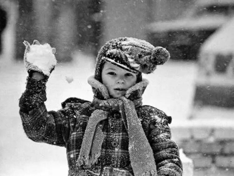 Веселая зима в СССР: смотрим, как это было