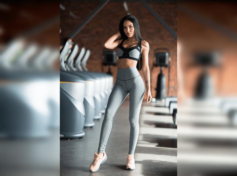 Спортивные девушки: 30 завораживающих снимков
