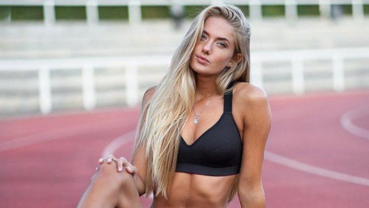 Самые горячие спортсменки Олимпиады: 25 фото