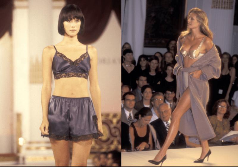 Как менялось шоу Victoria's Secret на протяжении 20 лет: уникальные фото